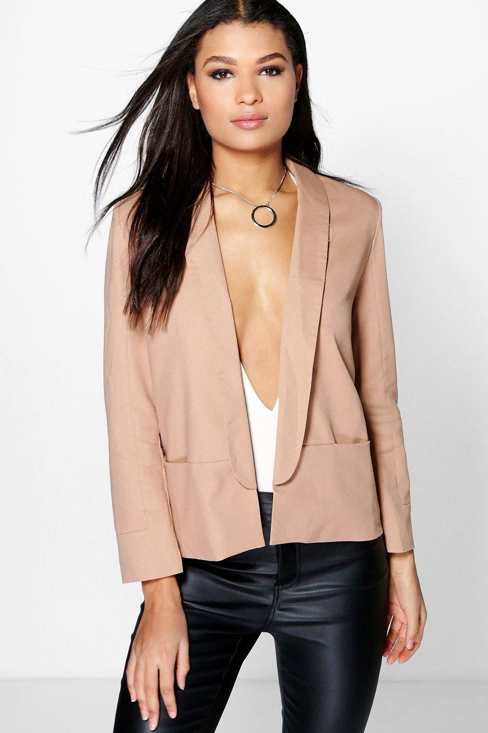 Ellie Shawl Collar Blazer