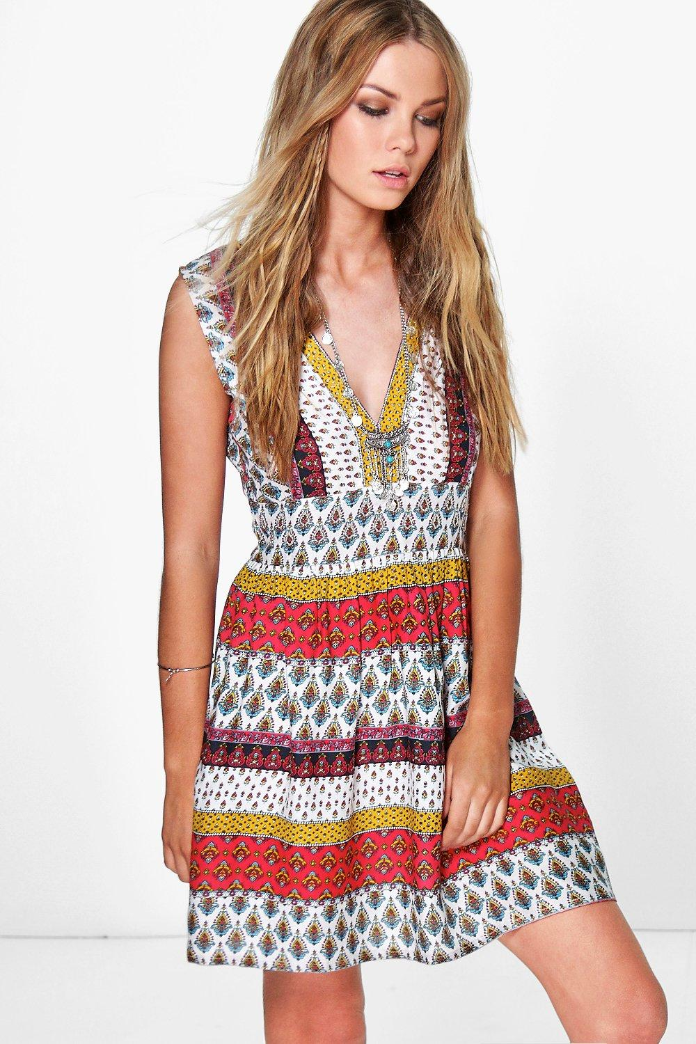 Diana Boutique Beaded Sundress