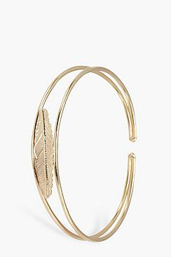 Scarlett Leaf Arm Cuff