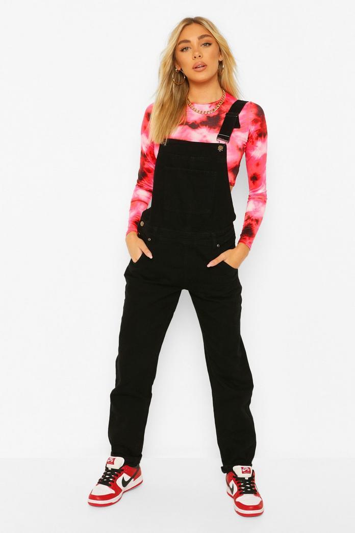 Dungarees Winter Fashion