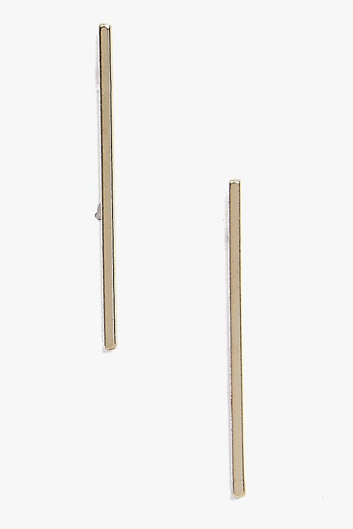 Ella Simple Bar Earrings