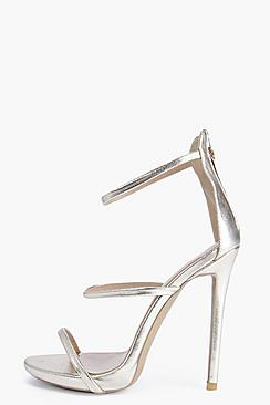 Aleena Single Platform Strappy
