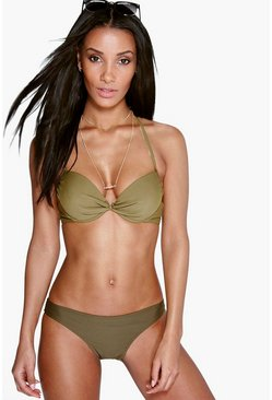 France Mix + Match Underwired Bikini Top