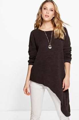 Emma Asymmetric Jumper