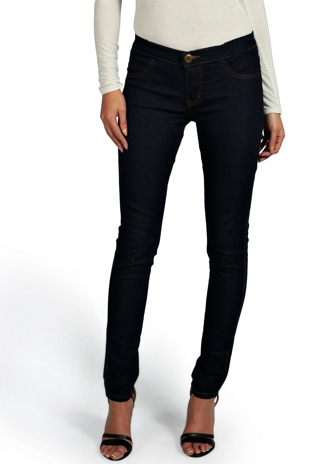 Supersoft Jeans dark indigo