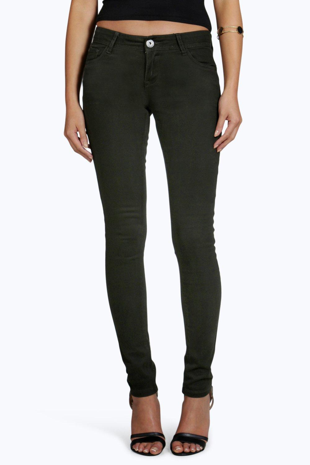 Lana Super Skinny Stretch Trousers