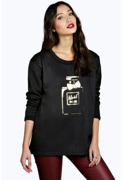 Christmas Lara Noel No 5 Sweatshirt