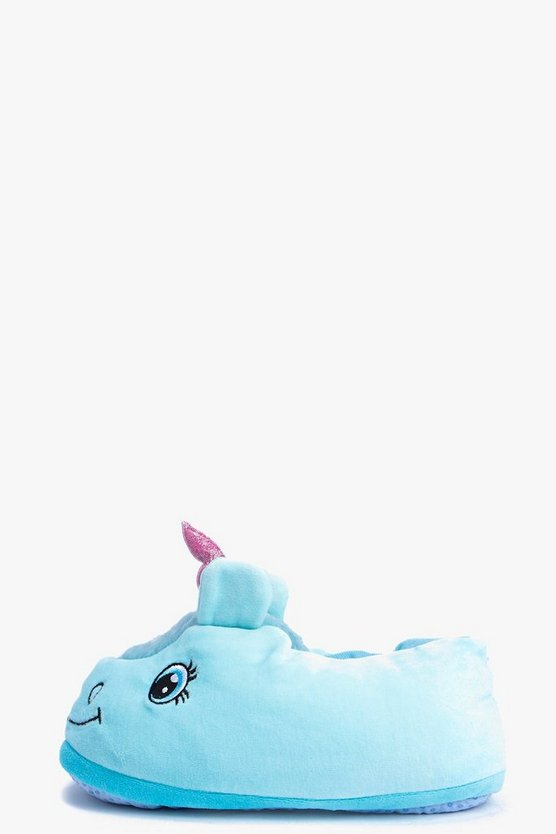 Tilly Unicorn Novelty Slippers