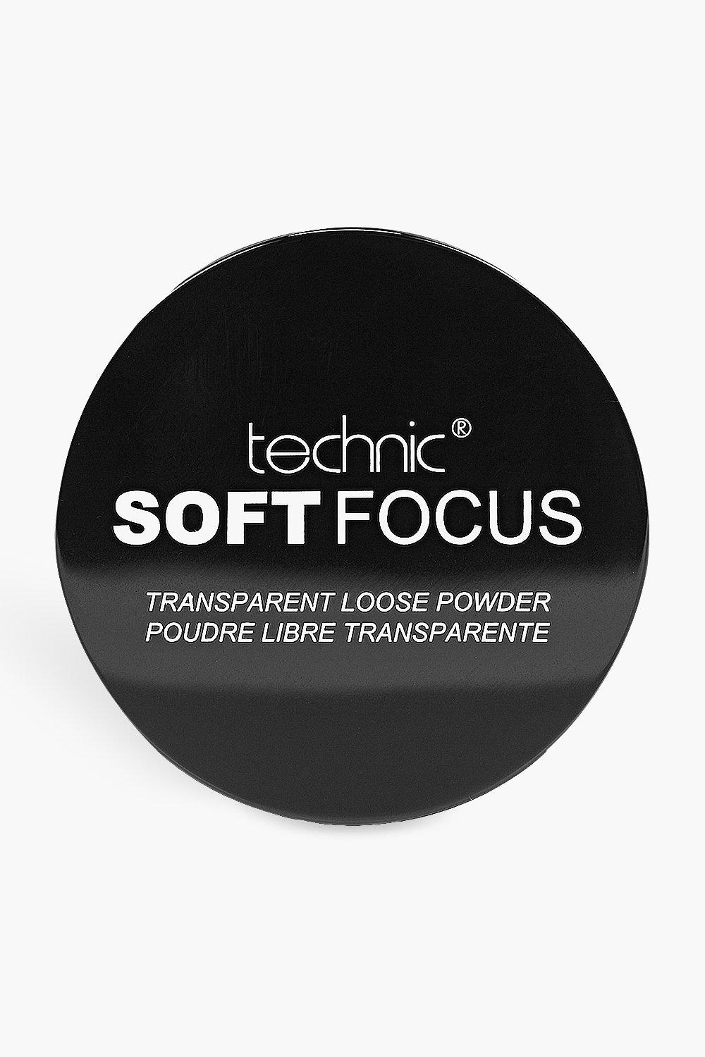 Soft Focus Transparent Loose Powder