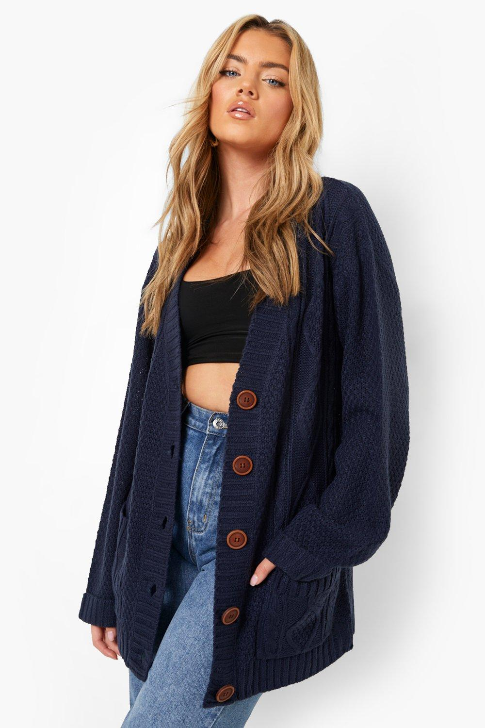 Boyfriend sweaters are featured in loose-fitting styles, but you can enhance your figure with a skinny belt or add a wider belt that defines the waistline. Shop the collection of boyfriend sweaters for women and girls at Macy's.