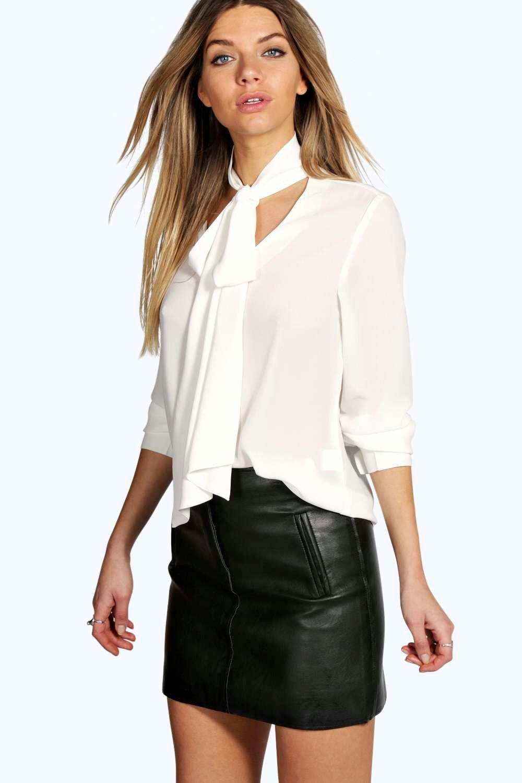 womens black shirts amp blouses next uk - HD1000×1500