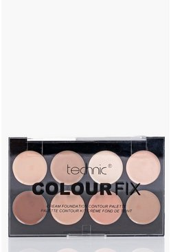 Colour Fix Cream Foundation Contouring Palette