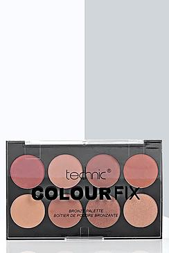 Colour Fix Bronze Palette