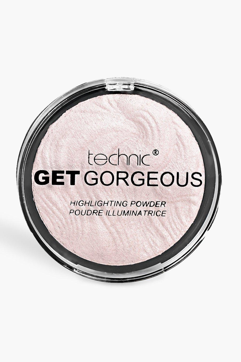 Technic Womens Technic Get Gorgeous Highlighting Powder - Pink - One Size, Pink