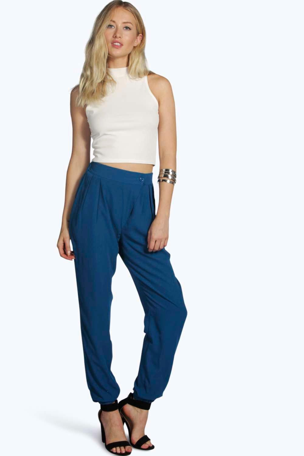 Una Luxe Wrap Front Jogger