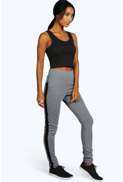 Harriet Fit Mesh Panel Running Legging