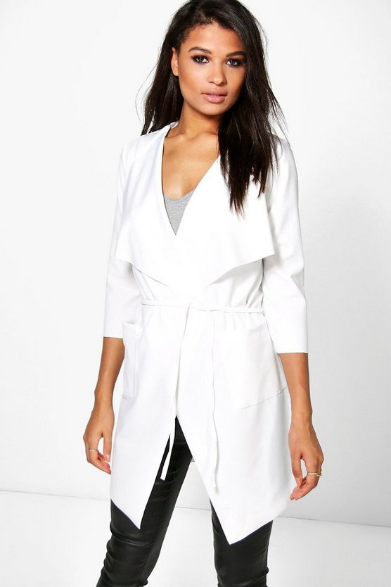 Eloise Belted Duster