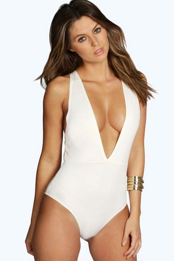 Bille Plunge Triangle Trim Scuba Body