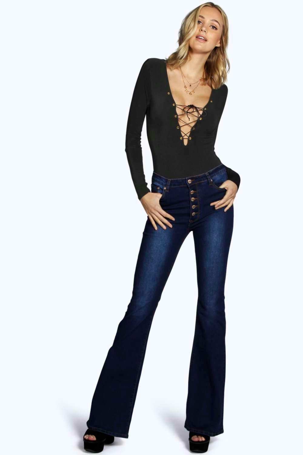 Tall Sarah Flared Jeans