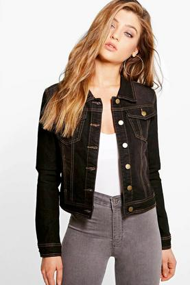 Sophie Slim Fit Denim Jacket