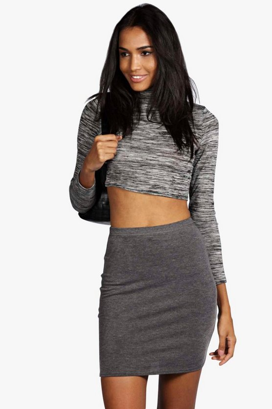 Tall Maisy Basic Mini Skirt
