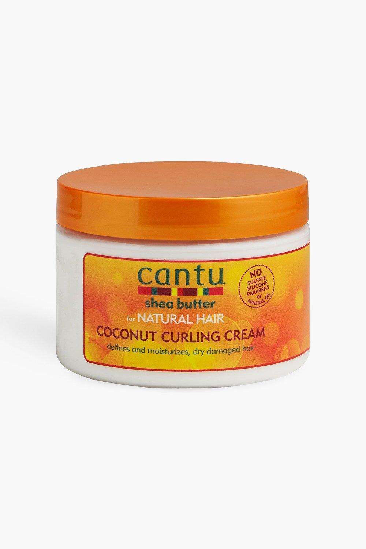Womens Cantu Coconut Curling Cream - Orange - One Size, Orange