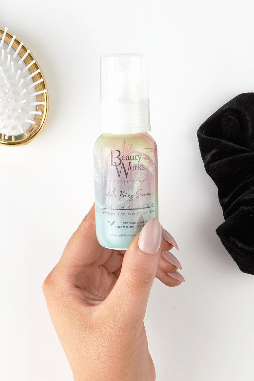Womens Beauty Works Anti Frizz Serum 50Ml - White - One Size, White
