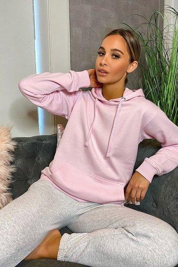 Pink Basic Hoody