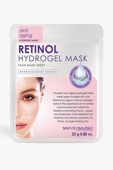 White Skin Republic Retinol Hydrogel Face Mask