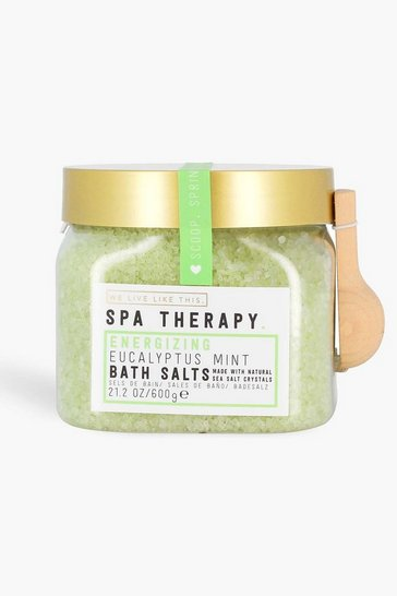 Pink WLLT Spa Therapy Bath Salt