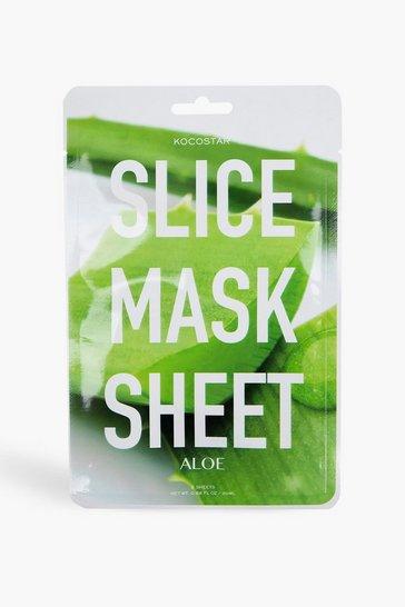Multi Kocostar Aloe Slice Mask