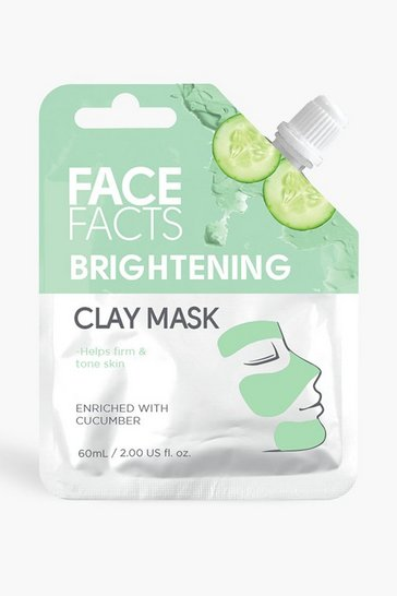 Mint Face Facts Clay Mud Mask - Brightening
