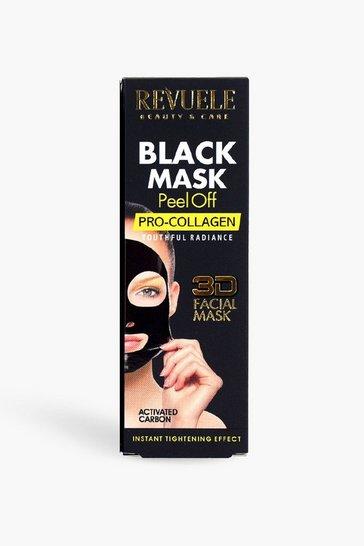 Revuele Black Mask Peel Off - PRO COLLAGEN