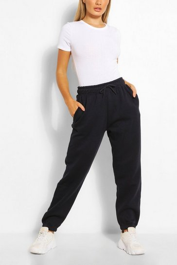 Navy Loose Fit Jogger