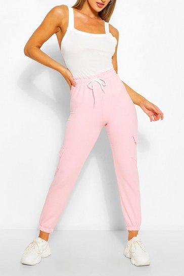 Pale pink Pocket Detail Jogger