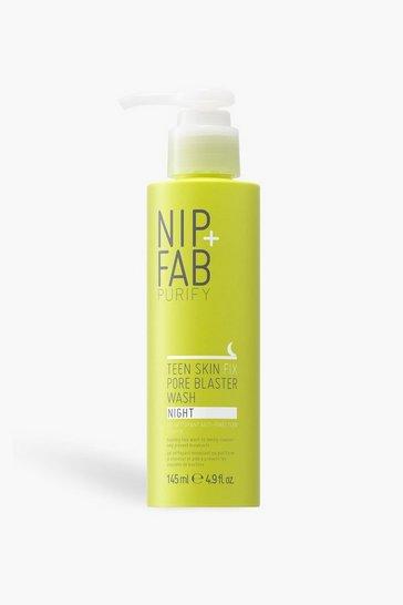 Green Nip + Fab Teen Skin Fix Jelly Wash Night