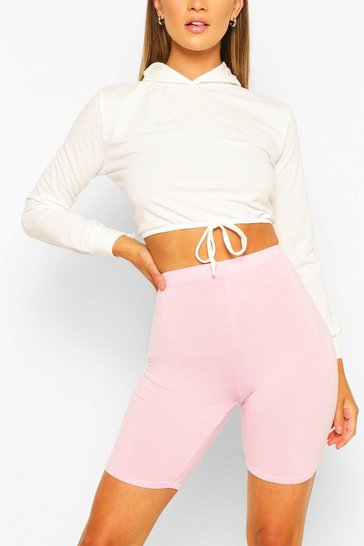 Pale pink Cycling Shorts