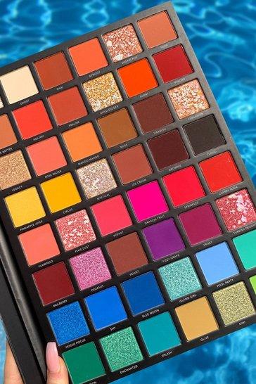 Multi LaRoc Pro The Artistry Book Eyeshadow Palette