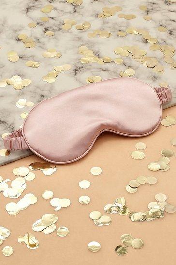 Rose gold Satin Sleep Mask
