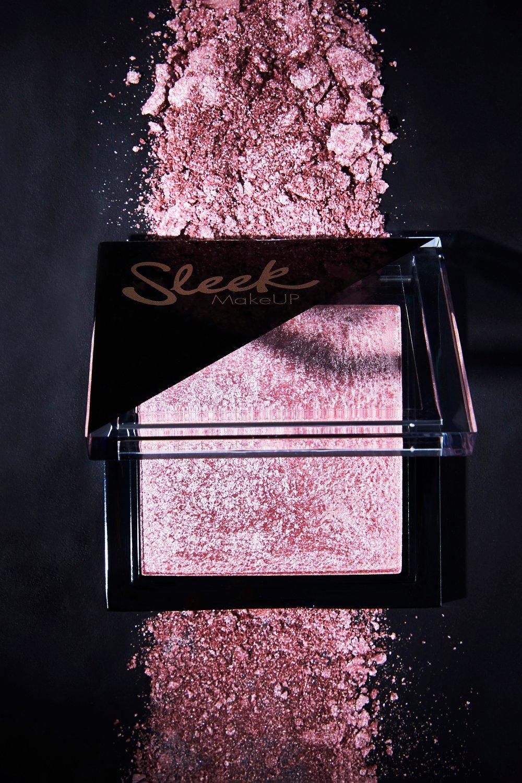 Sleek Womens Sleek Makeup Highlighter Love Struck Lustrous - Pink - One Size, Pink