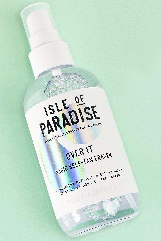 Isle of Paradise Womens Isle Of Paradise Over It - White - One Size, White
