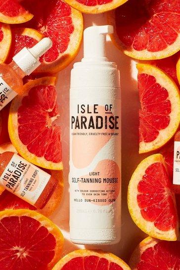 Tan Isle Of Paradise Self Tanning Mousse Light