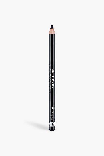 Rimmel Soft Kohl Eye Pencil Jet Black
