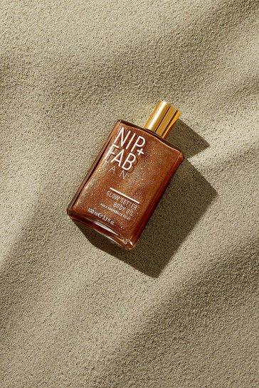 Tan Nip + Fab Tanning Glow Body Oil 100ml