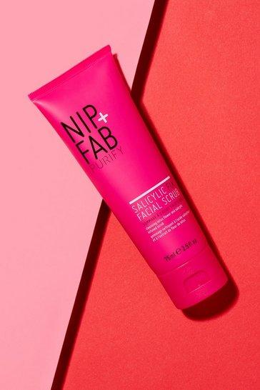 Pink Nip + Fab Salicylic Fix Facial Scrub 75ml