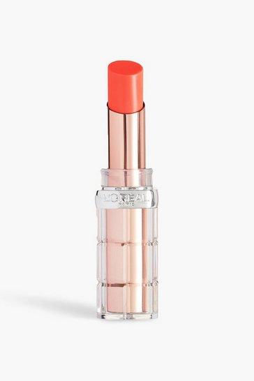 Orange L'Oreal Paris Plump & Shine Lipstick Nectarine