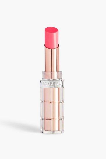 Pink L'Oreal Paris Plump & Shine Lipstick Guava