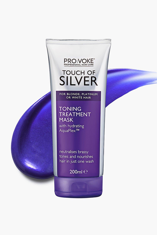 PRO:VOKE Womens Pro:Voke Touch Of Silver Toning Mask 200Ml - Purple - One Size, Purple
