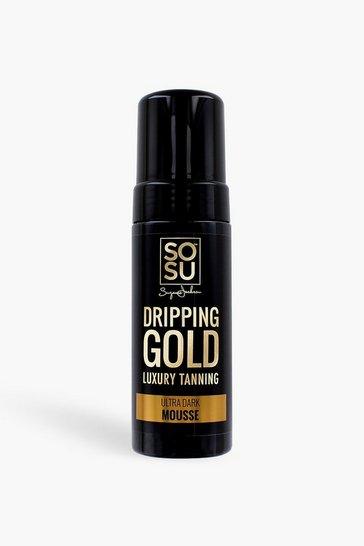 Tan SOSU Dripping Gold Ultra Dark Mousse
