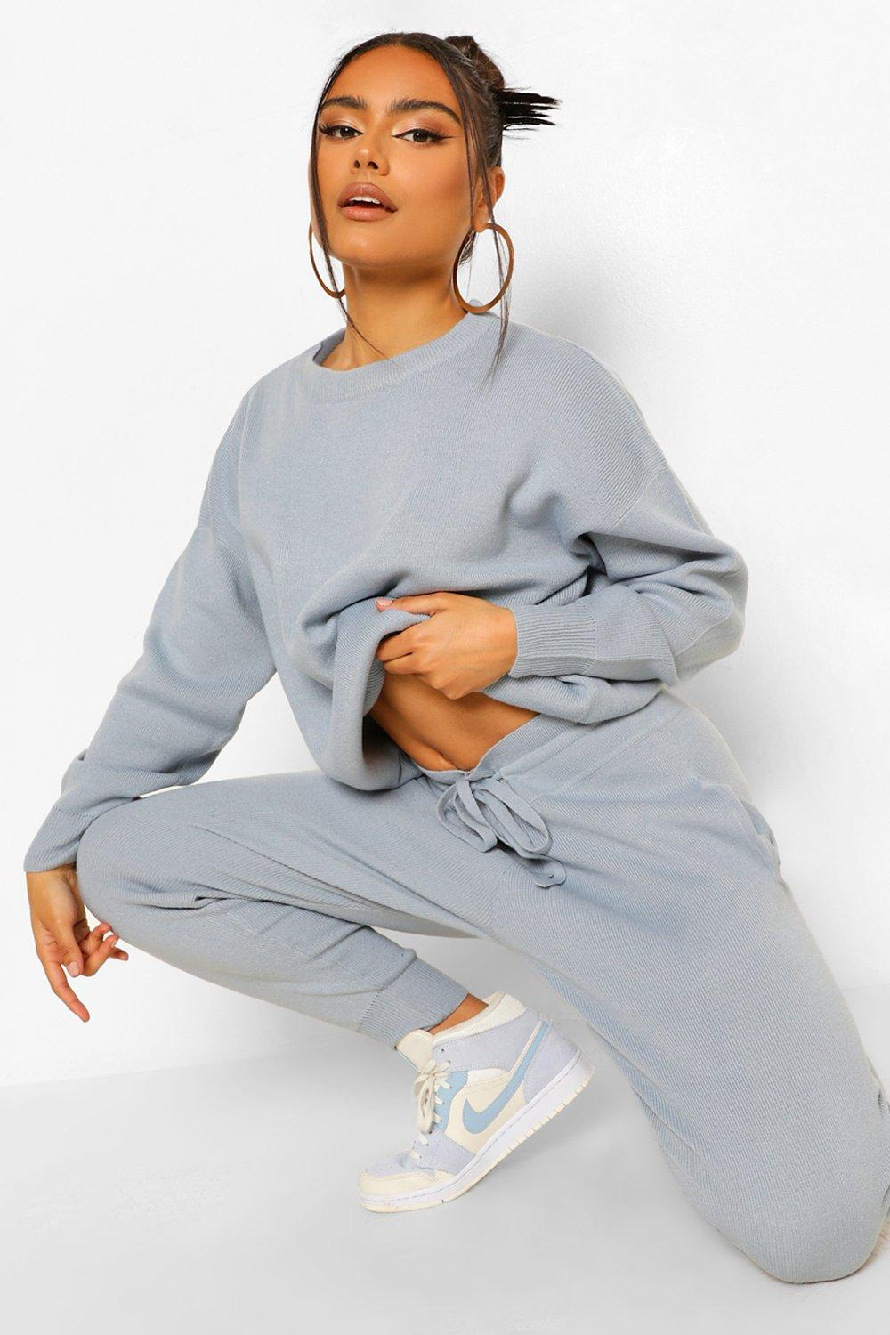 Knitted Jumper & Jogger Co-ord
